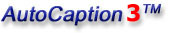 AutoCaption Logo